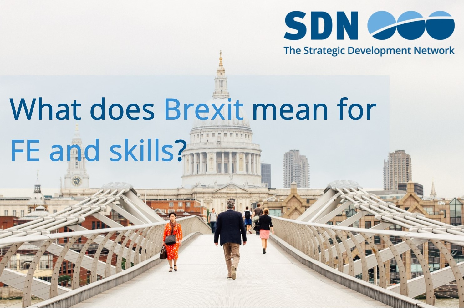 brexit and FE Skills
